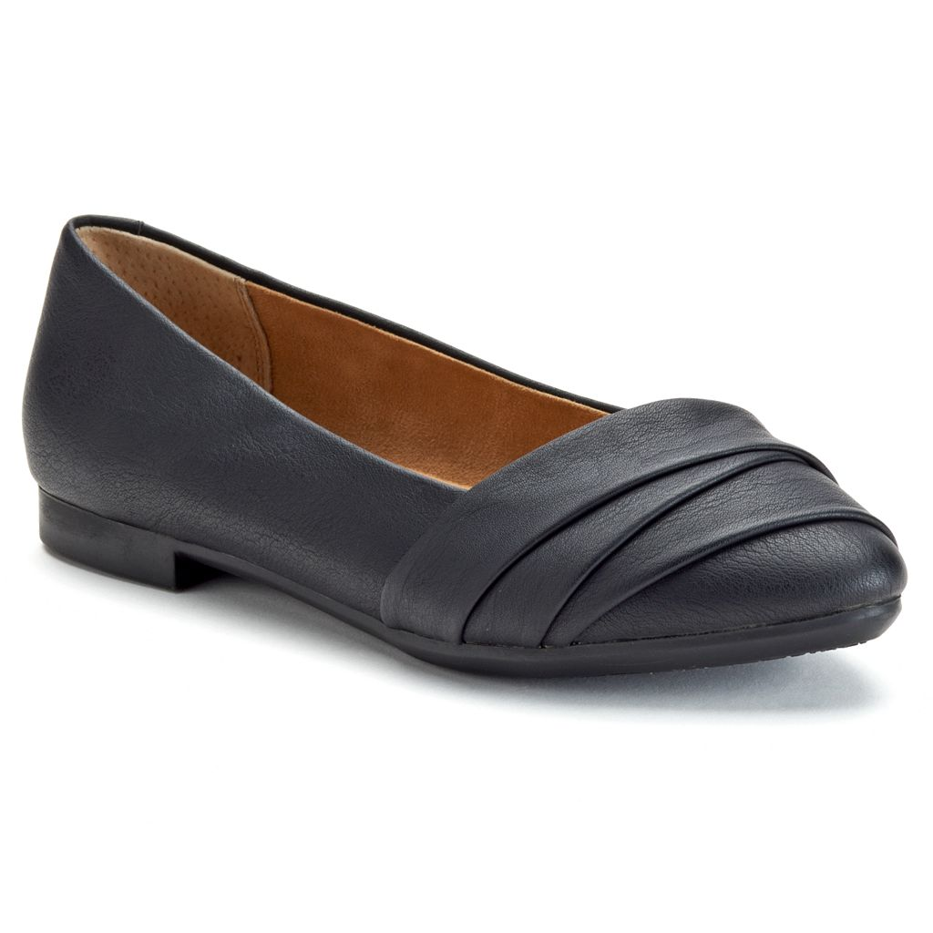 SONOMA Goods for Life™ Women's Pleated Ballet Flats