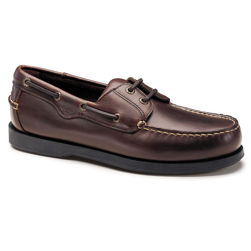 Men S Wide Docker Boat Shoes