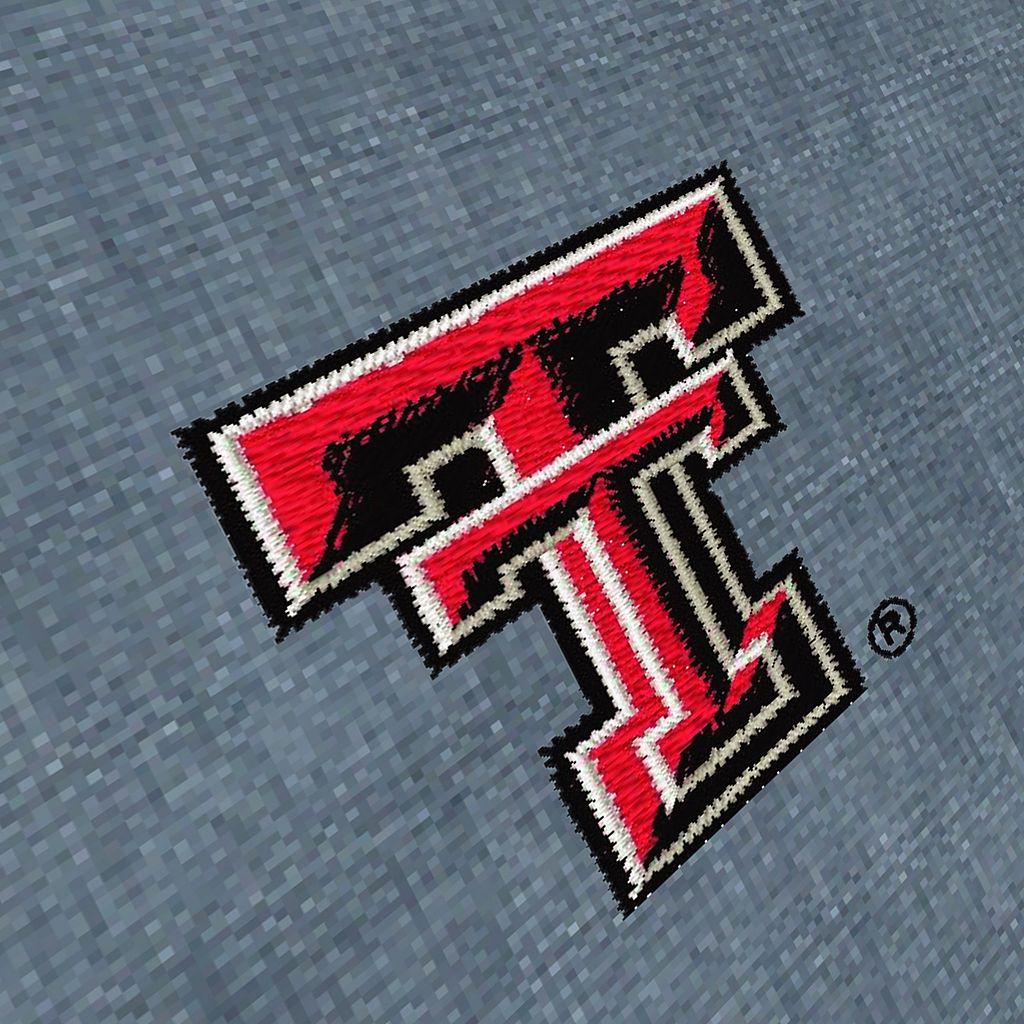 Men's Antigua Texas Tech Red Raiders Chambray Button-Down Shirt
