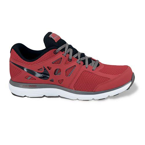 Nike Dual Fusion Lite Running Shoes - Men f206bc345bf8