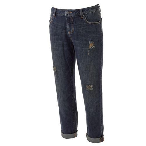 Women's Jennifer Lopez Boyfriend Jeans