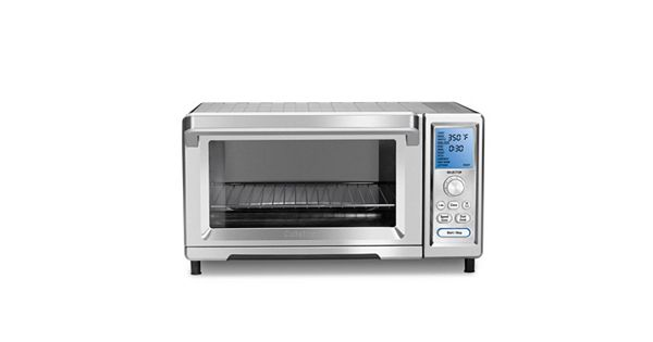 Cuisinart Chefs Convection Toaster Oven Broiler