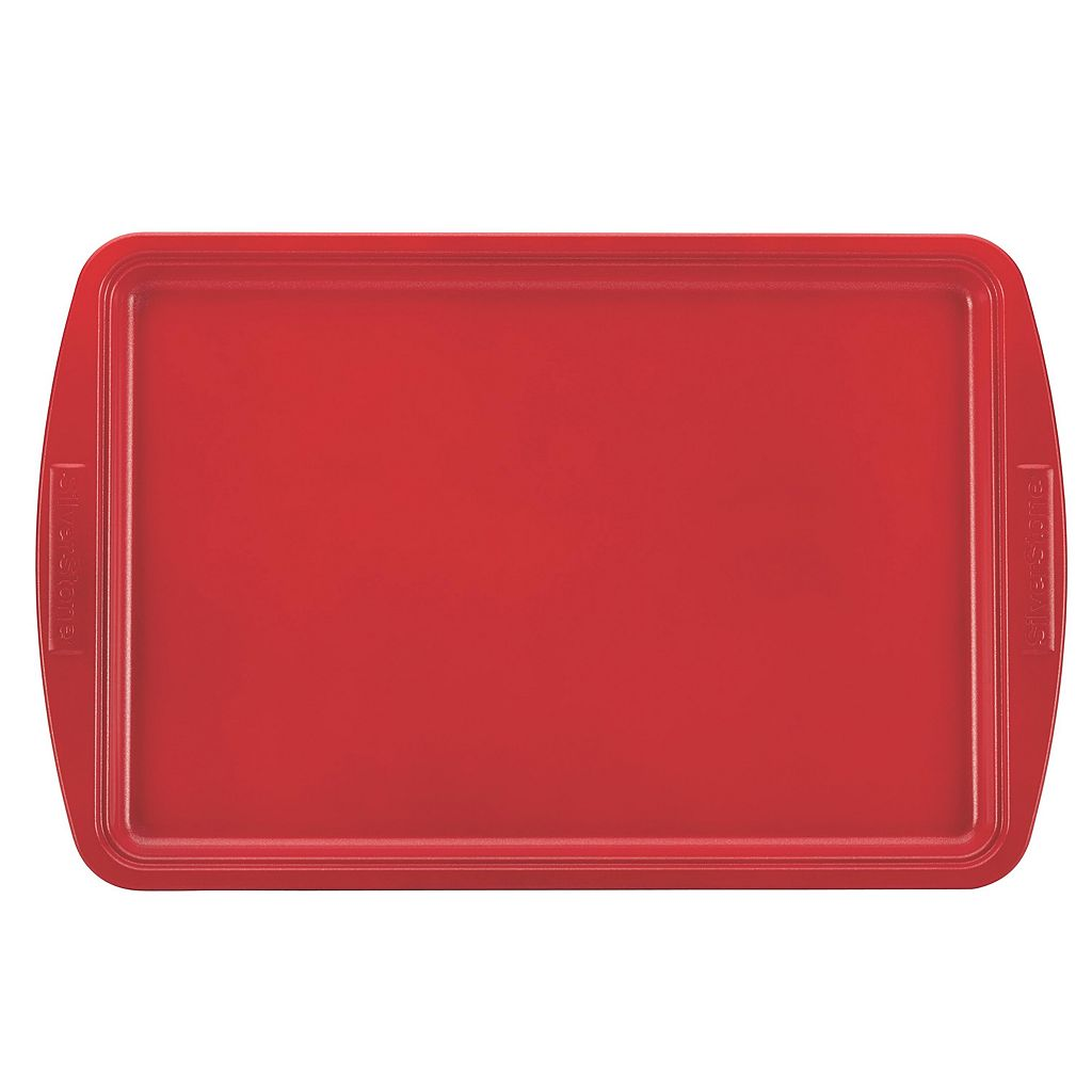 SilverStone 10'' x 15'' Hybrid Ceramic Nonstick Cookie Pan