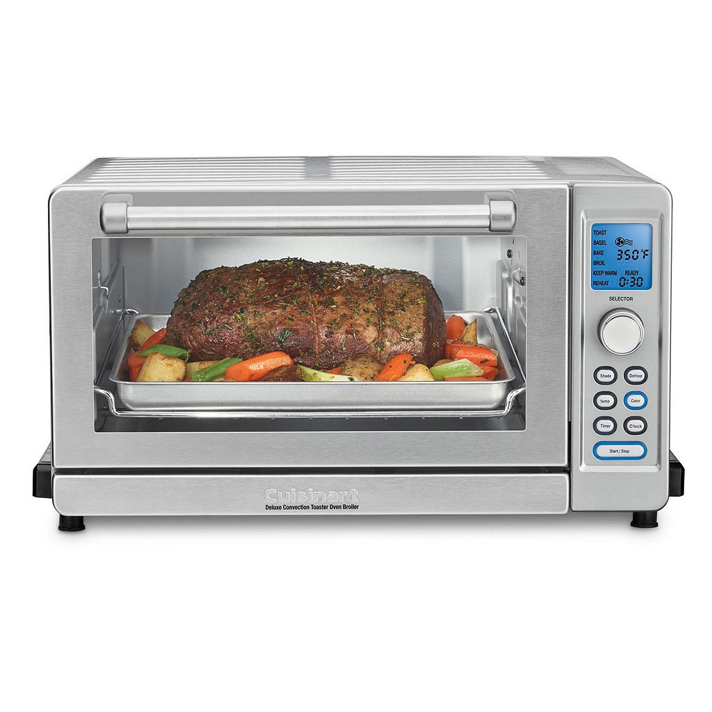 Cuisinart Deluxe Convection Toaster Oven Broiler
