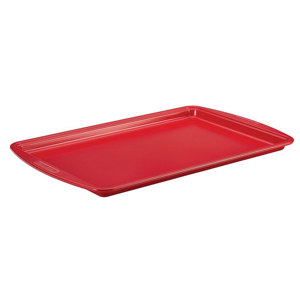 SilverStone 11'' x 17'' Hybrid Ceramic Nonstick Cookie Pan
