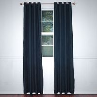Portsmouth Home Wavy Window Curtain Set