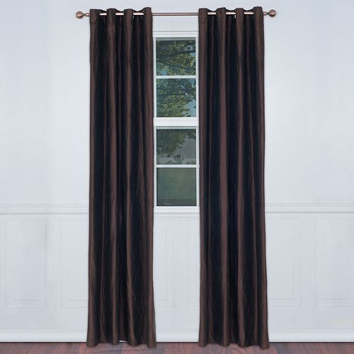 Portsmouth Home 2-pack Wavy Window Curtains