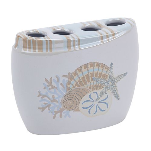 Avanti By the Sea Toothbrush Holder