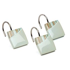 Avanti By the Sea 12-piece Shower Curtain Hook Set