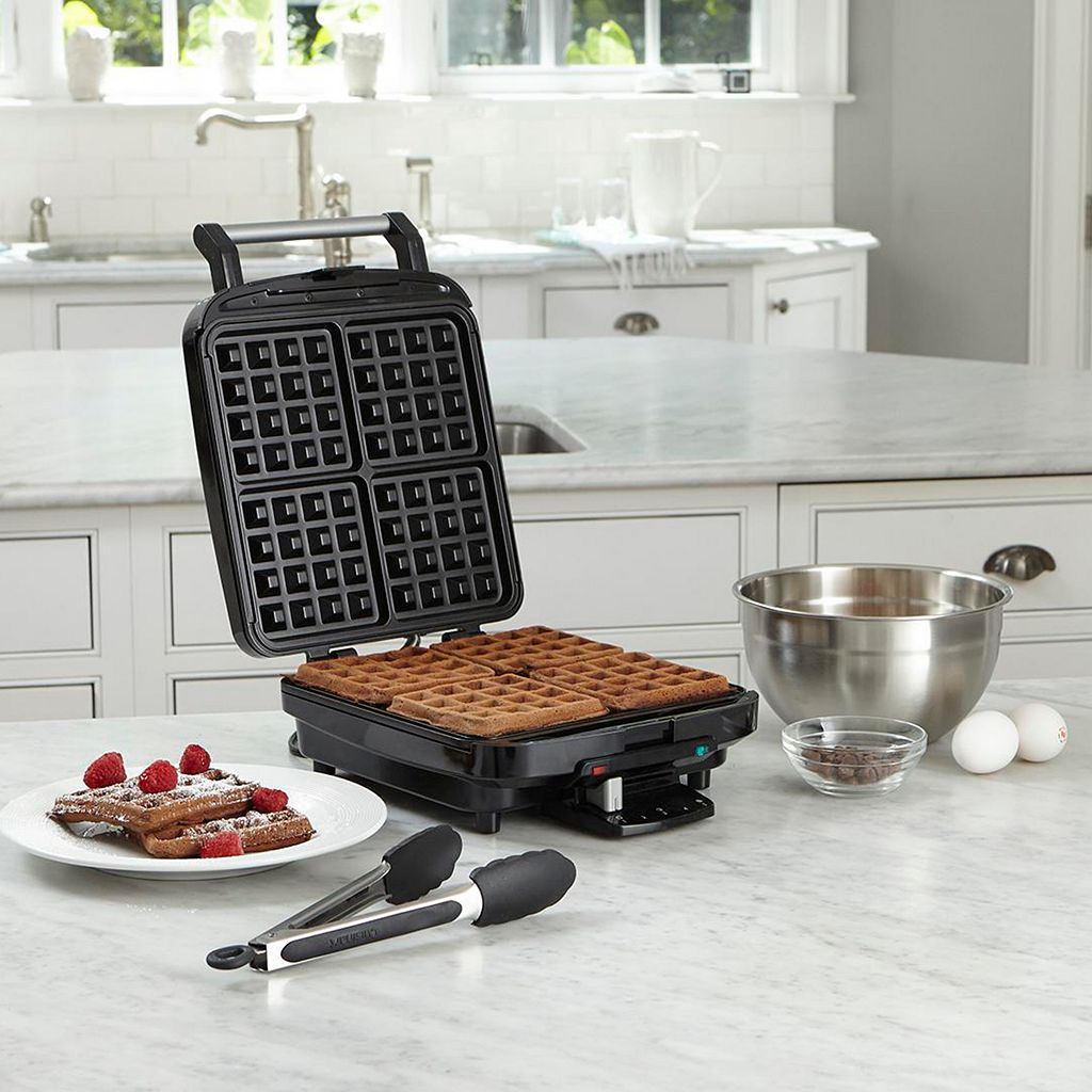 Cuisinart Square Waffle Maker