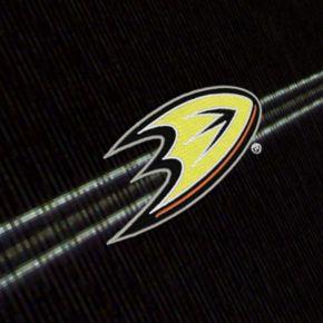Men's Anaheim Ducks Deluxe Striped Desert Dry Xtra-Lite Performance Polo