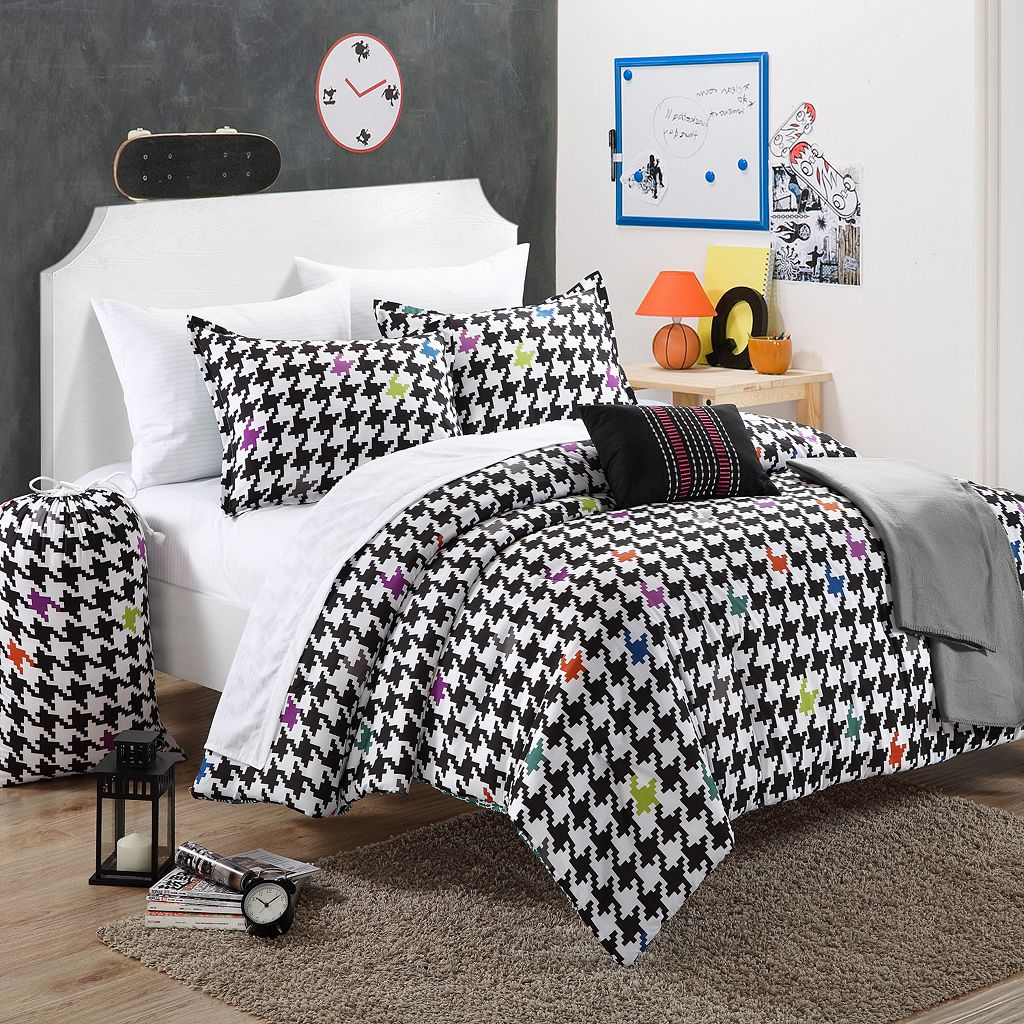 Michelle Reversible Comforter Set
