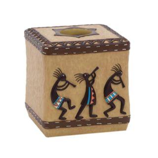 Avanti Kokopelli Tissue Box Cover