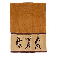 Avanti Kokopelli Bath Towel