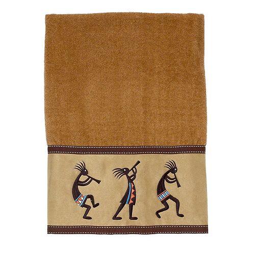 Avanti Kokopelli Bath Towel