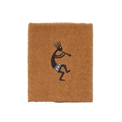 Avanti Kokopelli Washcloth