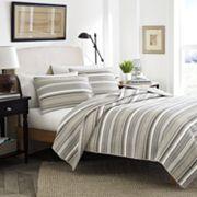 Stone Cottage Fresno Striped Quilt Set