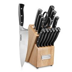Cuisinart 15-pc. Triple Rivet Cutlery Set