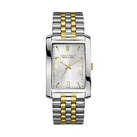 Caravelle New York by Bulova Men's Two Tone Stainless Steel Watch - 45A123