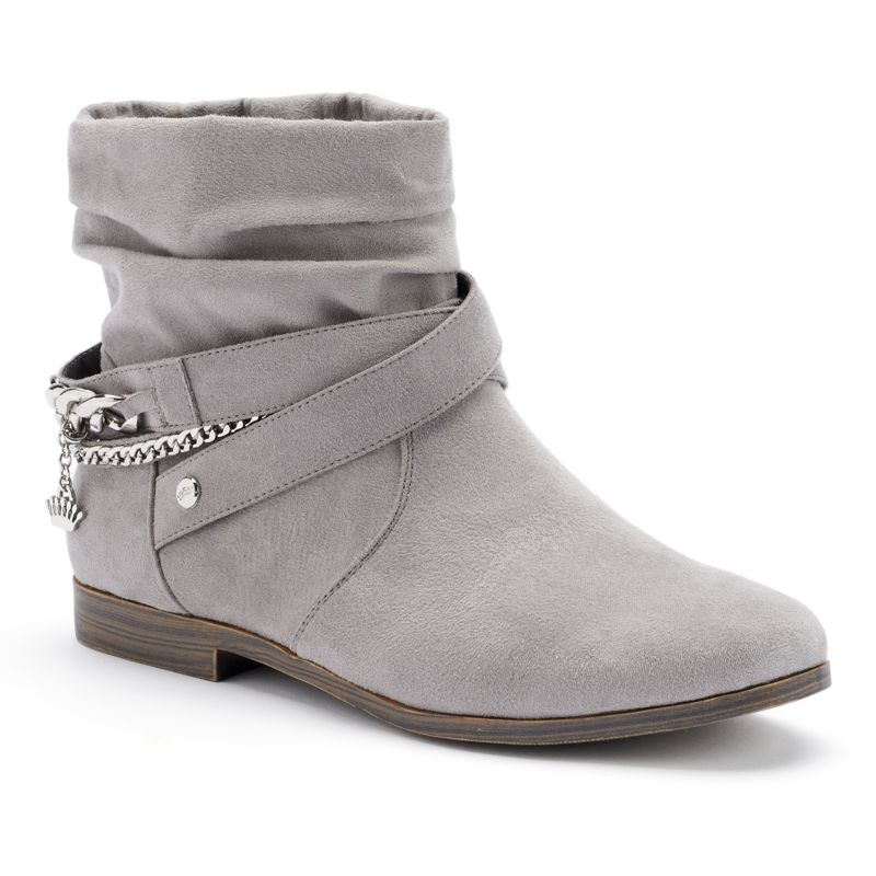 womens suede boots kohl s