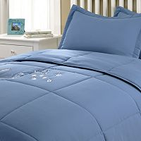 Stayclean Solid 3-pc. Comforter Set - King
