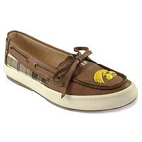 Women's Campus Cruzerz Westwind Iowa Hawkeyes Boat Shoes