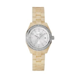 Caravelle New York by Bulova Women's Crystal Watch - 43M109