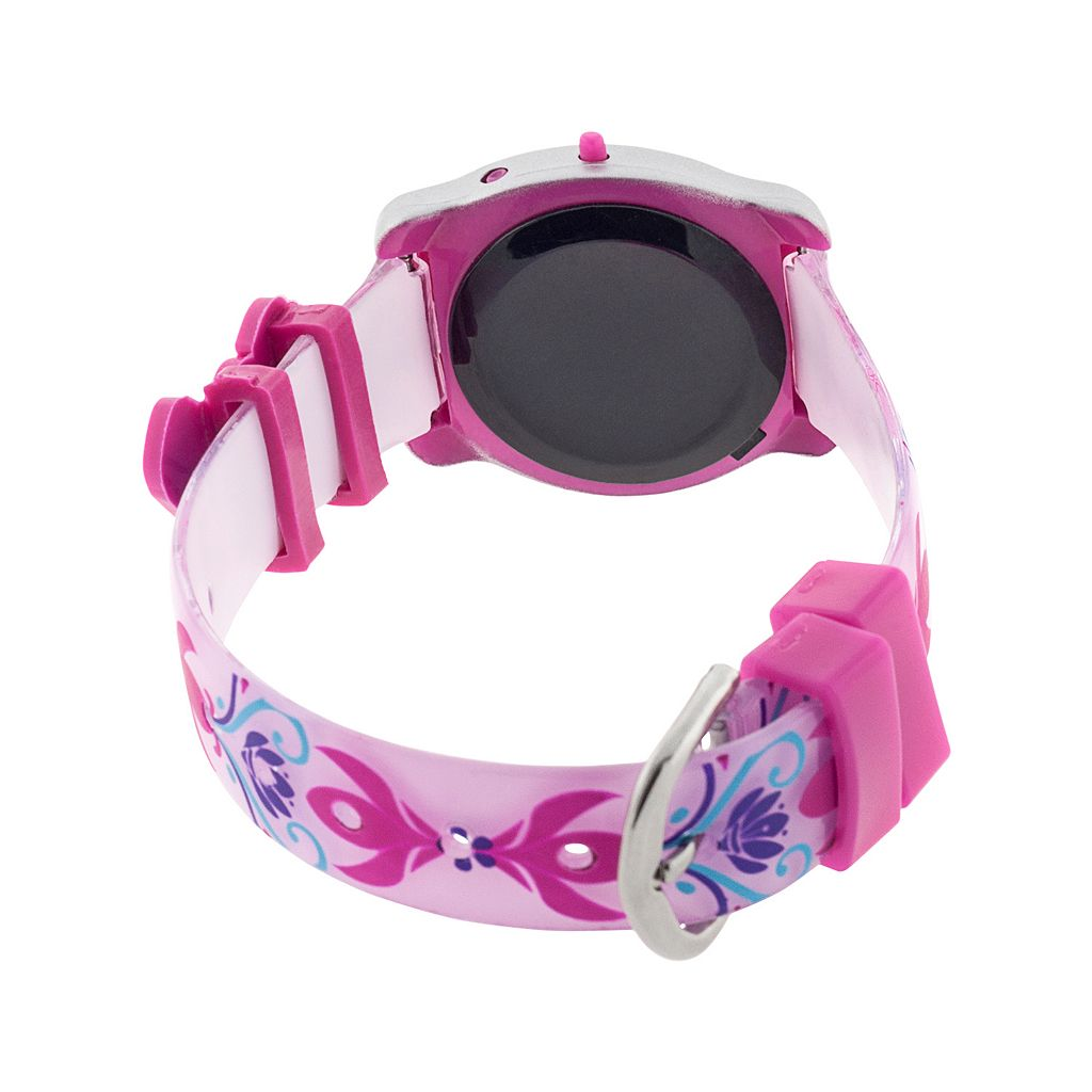 Disney Frozen Anna, Elsa and Olaf Kids' Digital Watch Set