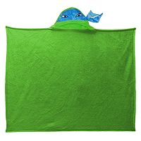 Teenage Mutant Ninja Turtles Hooded Throw