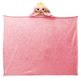 Disney Princess Hooded Throw