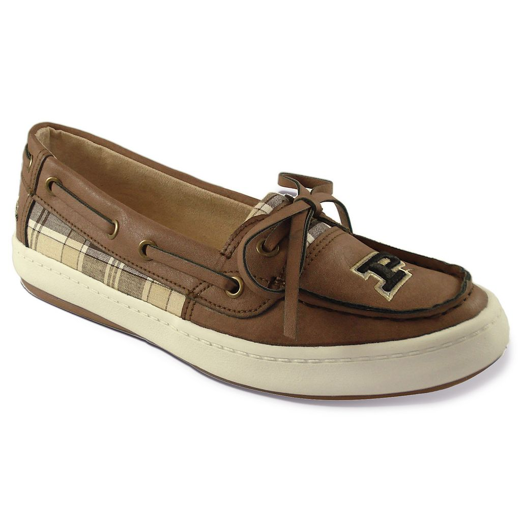 Women's Campus Cruzerz Westwind Purdue Boilermakers Boat Shoes