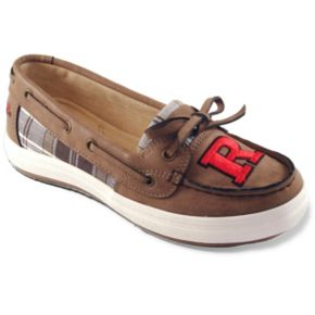 Women's Campus Cruzerz Westwind Rutgers Scarlet Knights Boat Shoes