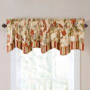 Waverly Charleston Chirp Window Valance - 50'' x 16''
