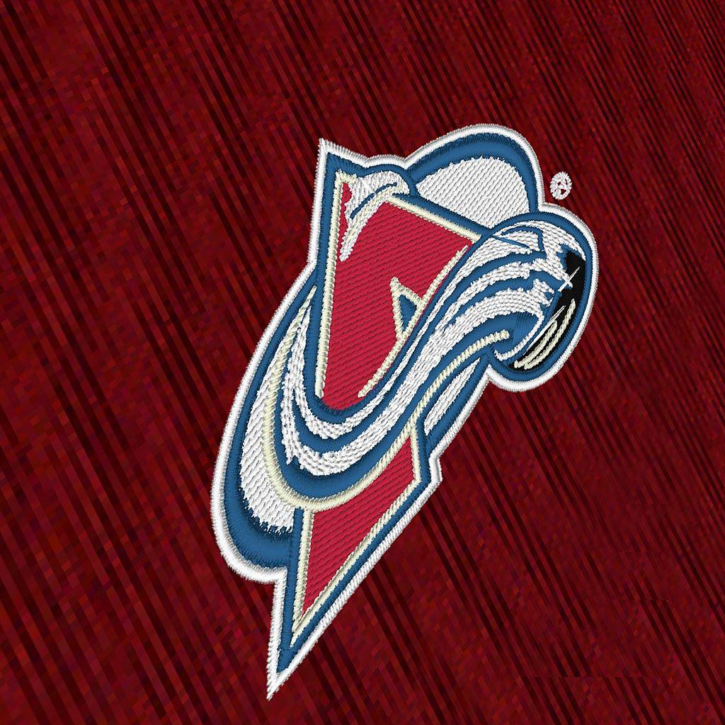 Antigua Colorado Avalanche Delta 1/4-Zip Pullover - Men