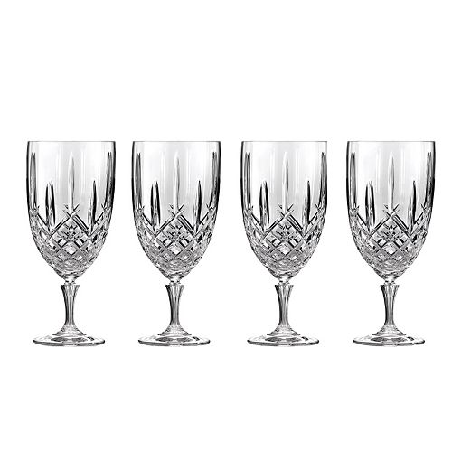 Marquis by Waterford Markham 4-pc. Crystal Iced Beverage Glass Set