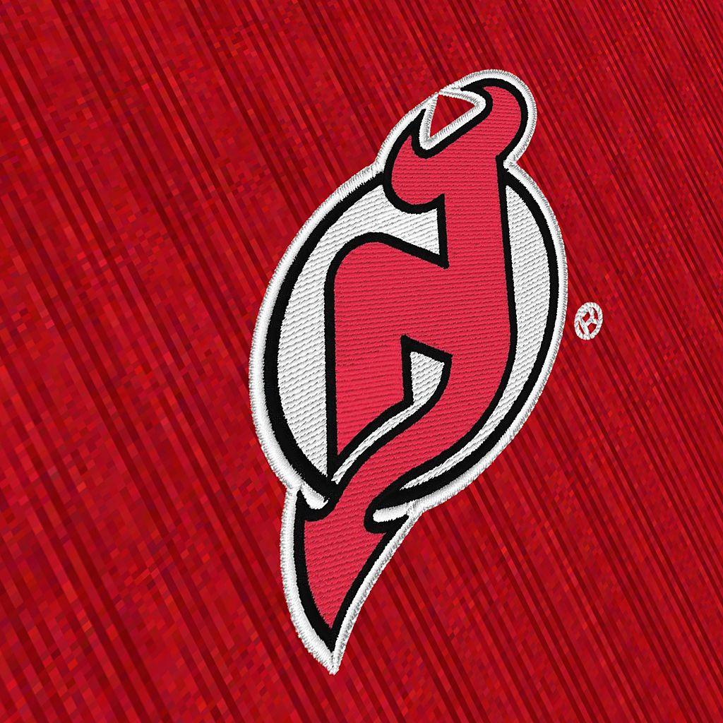 Antigua New Jersey Devils Delta 1/4-Zip Pullover - Men