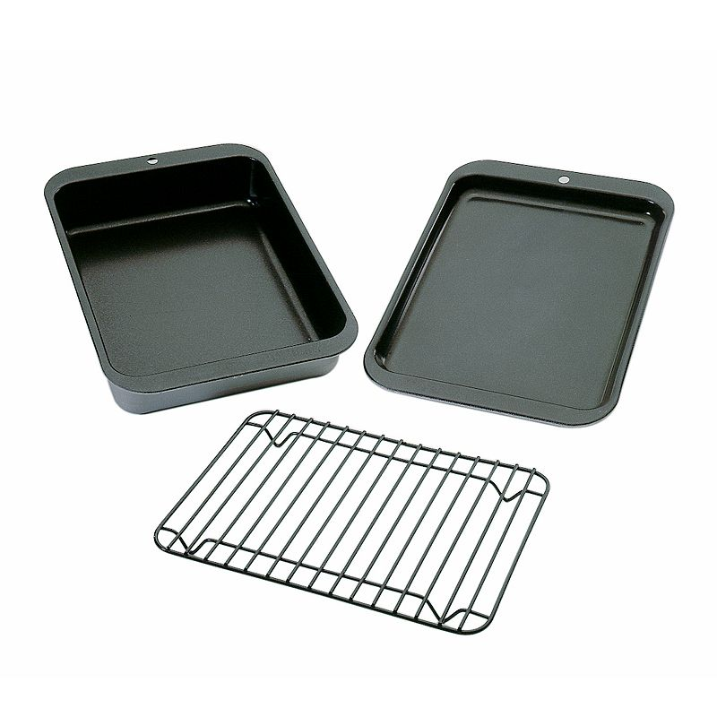 Nordic Ware Nonstick Grilling and Baking Set, Multi/None