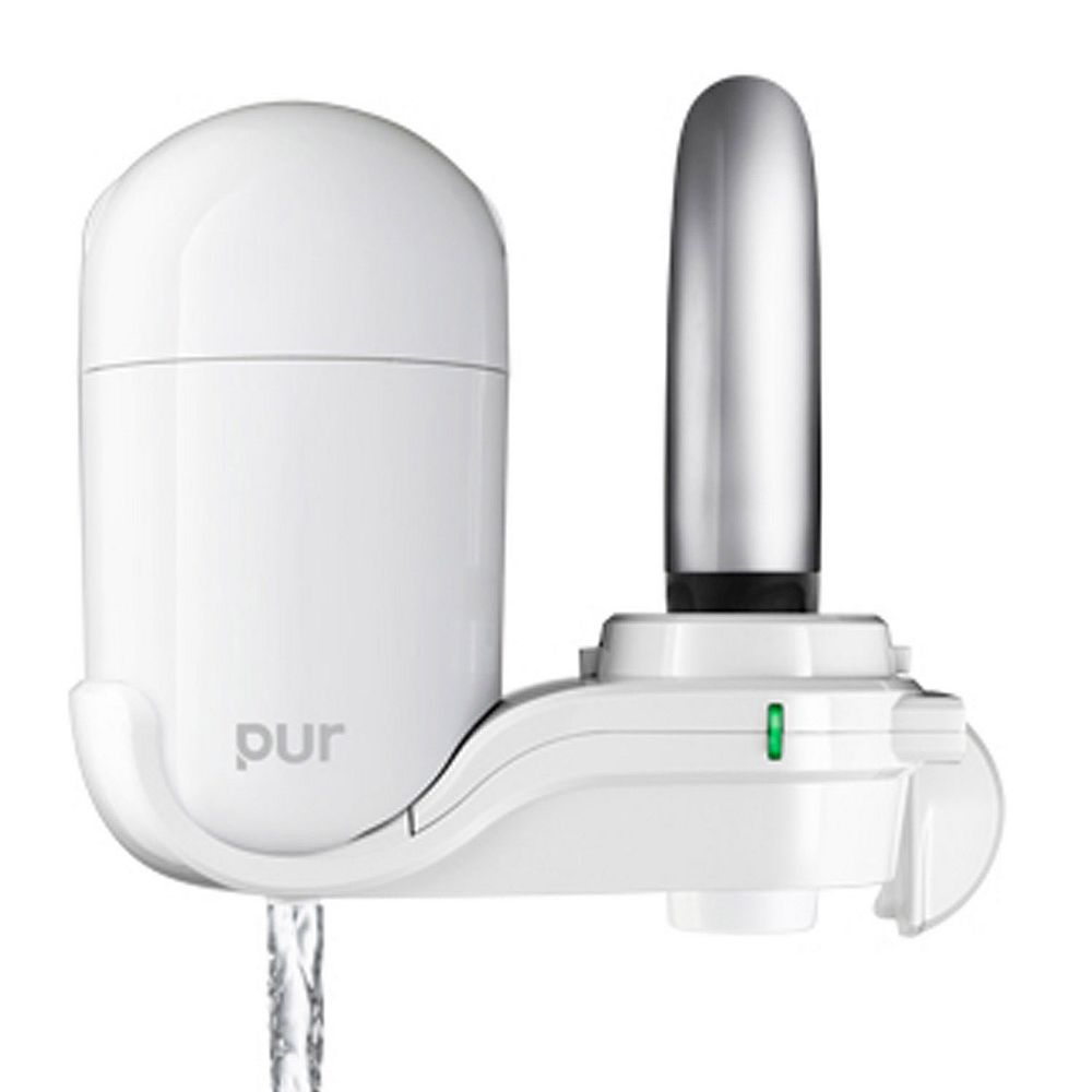 2-Stage Faucet Water Filter
