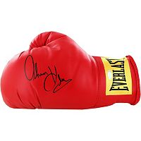 Steiner Sports Thomas Hearns Autographed Everlast Boxing Glove