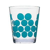 Zak Designs Dot Dot 6-pc. Double Old-Fashioned Tumbler Set