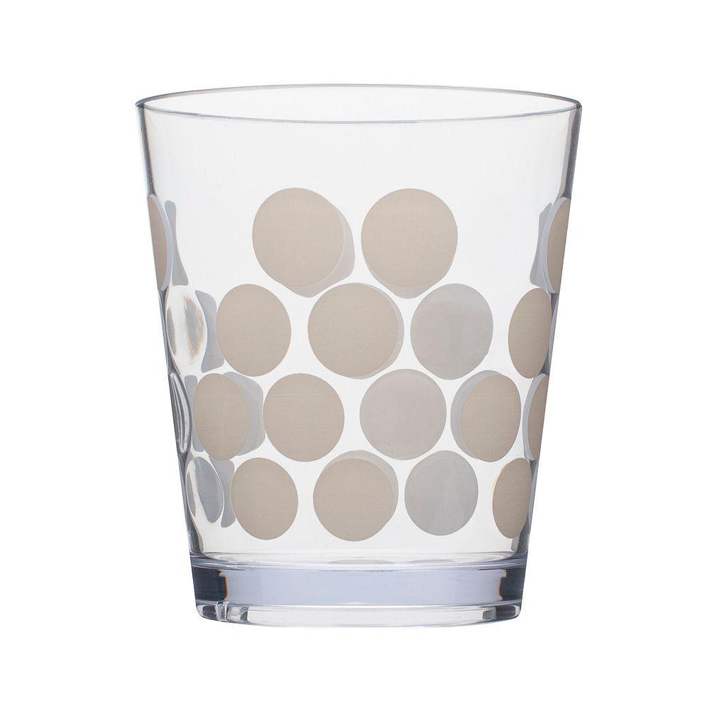 Zak Designs Dot Dot 6-pc. Double Old-Fashioned Tumbler Set