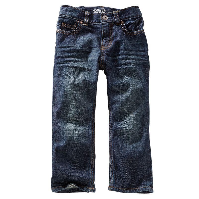 OshKosh B'gosh Straight-Leg Jeans - Boys 4-7x (Blue)