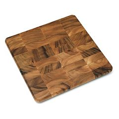 Lipper Acacia 14 in Square End Grain Chopping Block