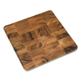Lipper Acacia 16-in. Square End Grain Chopping Block