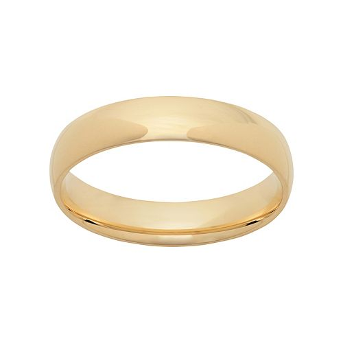 14k Gold Wedding Band