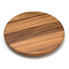Lipper Acacia 16-in. Lazy Susan