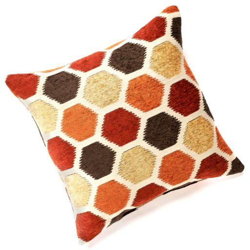 HFI Block Party Jacquard Throw Pillow