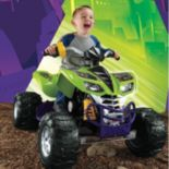 Power Wheels Teenage Mutant Ninja Turtles Ride-On Kawasaki KFX by Fisher-Price