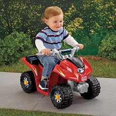 Power Wheels Kawasaki Ride-On 6V Lil' Quad by Fisher-Price