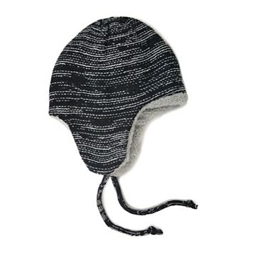 MUK LUKS Side-Marled Trapper Hat - Men